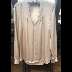 Stunning Silk Blouse, Never Worn, Size 10